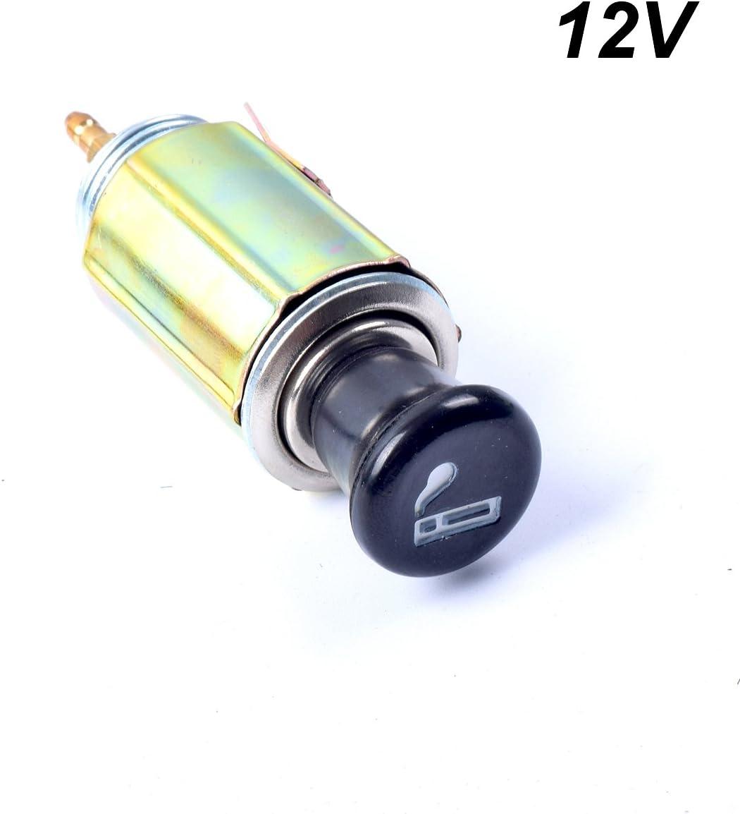 marine cigarette lighter schematic wiring diagram amazon com dc 12v car auto cigarette lighter replacement plug  dc 12v car auto cigarette lighter