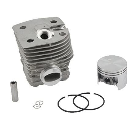 Amazon.com: farmertec 46 mm. Kit de pistón de cilindro para ...