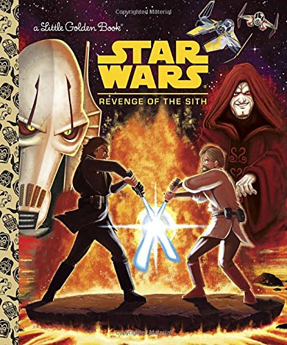 You Can Easily Download And Install For You Star Wars Revenge Of The Sith Star Wars Little Golden Book Best Ebook 216 Free Book Joz