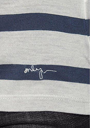 ONLY - Camiseta de manga larga - para mujer Weiß