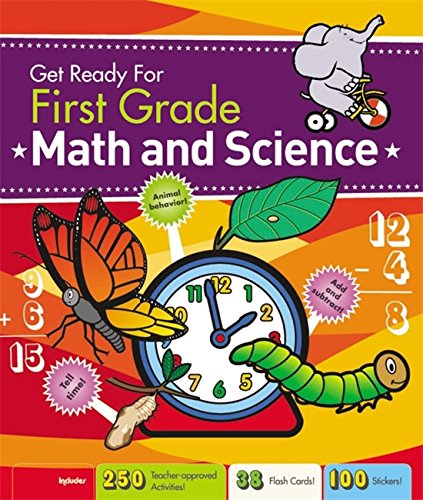 Get Ready for First Grade: Math & Science (Get Ready for School ...