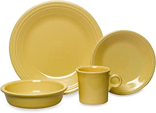 product image for Fiesta Sunflower 16-Piece Dinnerware Set, Service for 4