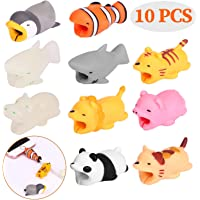 HOOLN Cable BITE for iPhone Cable Cord Cute Animal Phone Accessory Protects Cable Accessory