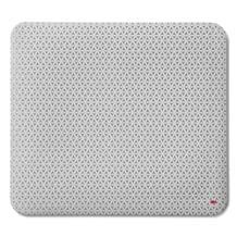 3M Ergonomics Precise Mouse Pad with Non-Skid Backing and Battery Saving Surface, Frostbyte Design, 9 Inch x 8 Inch, (MP114-BSD1)