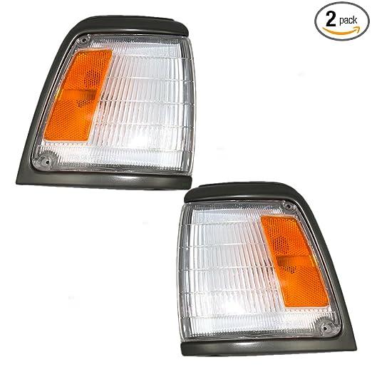 Genuine Toyota Parts 81610-35090 Passenger Side Parking Light Assembly