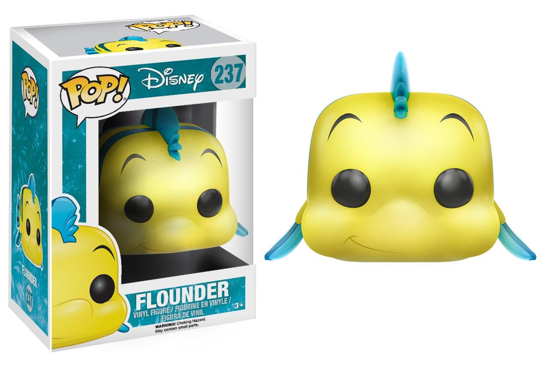 POP! Vinilo - Disney: The Little Mermaid: Flounder Funko 11738