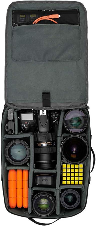 Db Cia Pro Kamera Einsatz Rucksack Schwarz Elektronik