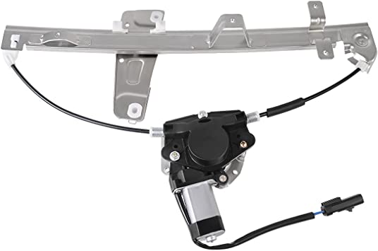 A-Premium Power Window Regulator and Motor Assembly for Jeep Cherokee XJ 1997-2001 Front Left Driver Side