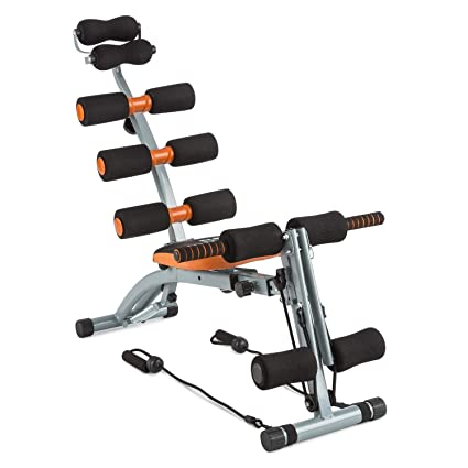Scross Six Pack Abs Exerciser/Six Pack Machine 20 Different Mode for  Exercise and Fitness by Stvin