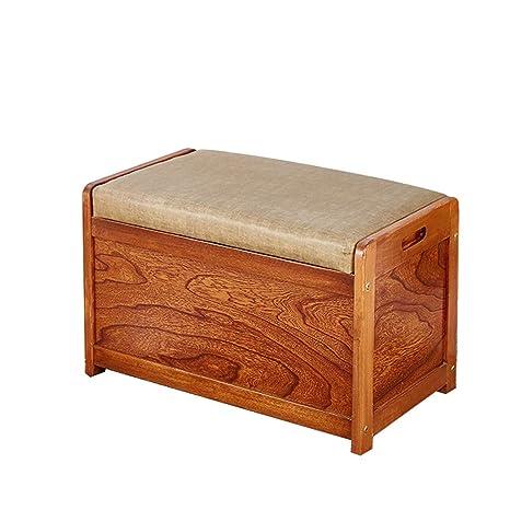 Superb Amazon Com Yulan Ottoman Footstool Storage Stool Can Sit Machost Co Dining Chair Design Ideas Machostcouk