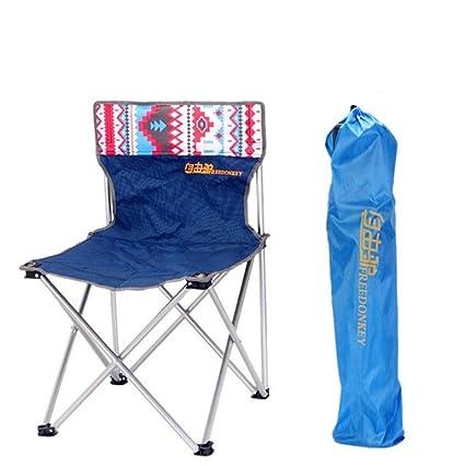 MUTANG Park Camping Silla Plegable Hogar Silla Plegable ...