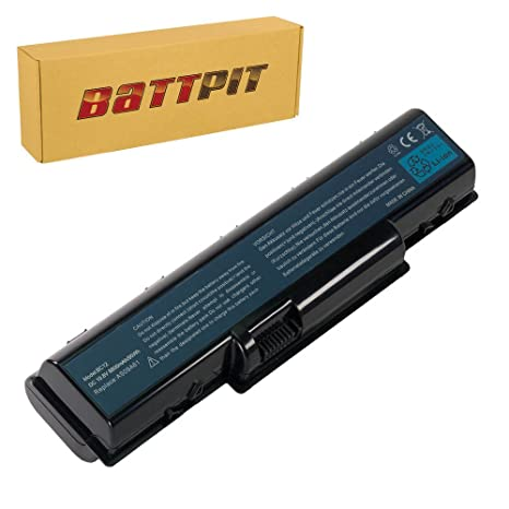 Amazon.com: Battpit™ Laptop / Notebook Battery Replacement for PACKARD BELL EasyNote TJ77 (8800 mAh / 95Wh): Computers & Accessories