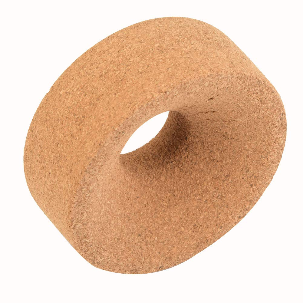 80mm Multiple Laboratory Synthetic Cork Stand Mat Ring Holder for Round Bottom Flask 80//100//110//120//140//160mm