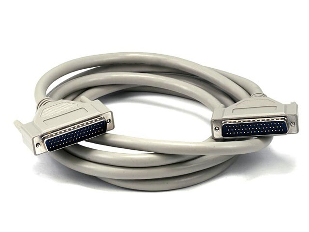 Monoprice 100781 10-Feet DB50 M/M SCSI Cable 1:1 Molded (100781) takeoka-GLChangeOffice0011767430-09