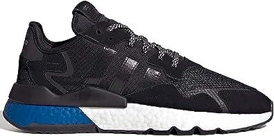 Zapatillas Adidas Nite Jogger Negra Hombre: Amazon.es: Zapatos y complementos