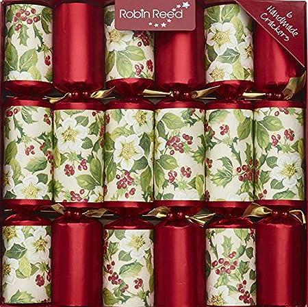 English Christmas Crackers.Robin Reed 6 X 12 English Christmas Crackers From Christmas
