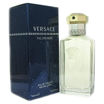6e9cd5a1522e Amazon.com   Dreamer By Versace 3.4 oz Eau De Toilette Spray for Men    Versace Cologne   Beauty