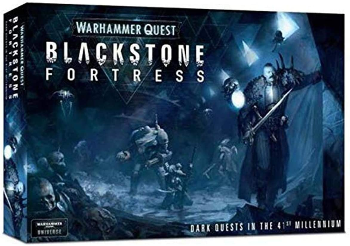 Games Workshop Warhammer Quest: Blackstone Fortress: Amazon.co.uk ...