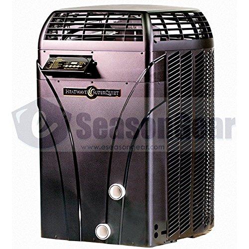 Aquacal Heatwave SuperQuiet Icebreaker Heat-Cool Swimming Pool Heat Pump - SQ166R by Aqua Cal