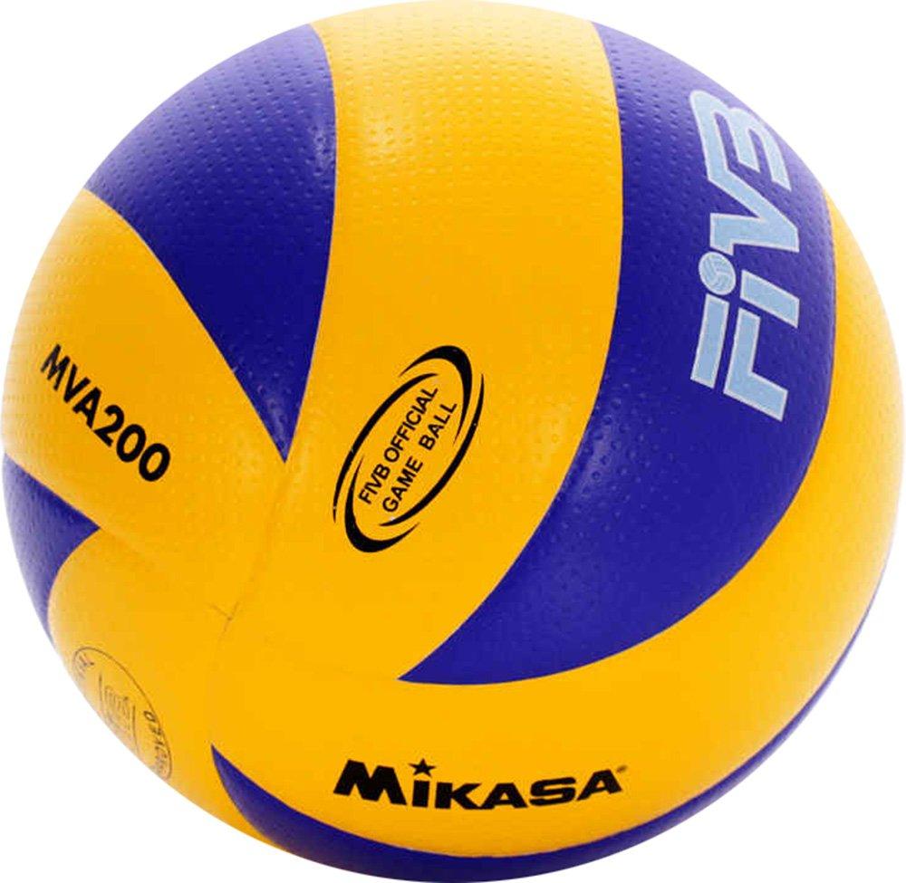 ミカサmva200スポーツバレーボールFivb承認トレーニング& Practice一致ボール B07C43J3N3