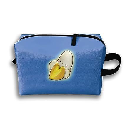 Bolsas de maquillaje de bananas para bebé, bolsas de aseo ...