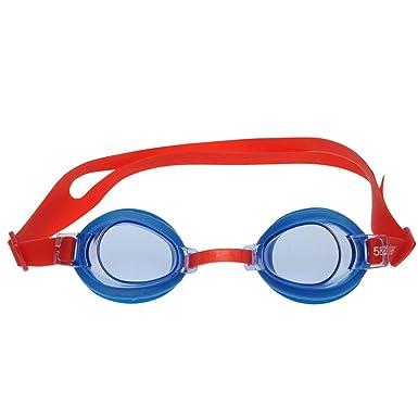 28271417b79 Slazenger Kids Wave Swimming Goggles Blue One Size  Amazon.co.uk  Clothing