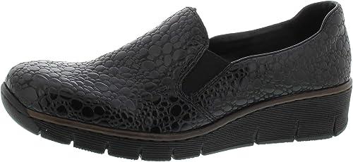 Rieker Damen 53766 Slipper: : Schuhe & Handtaschen m7lFo