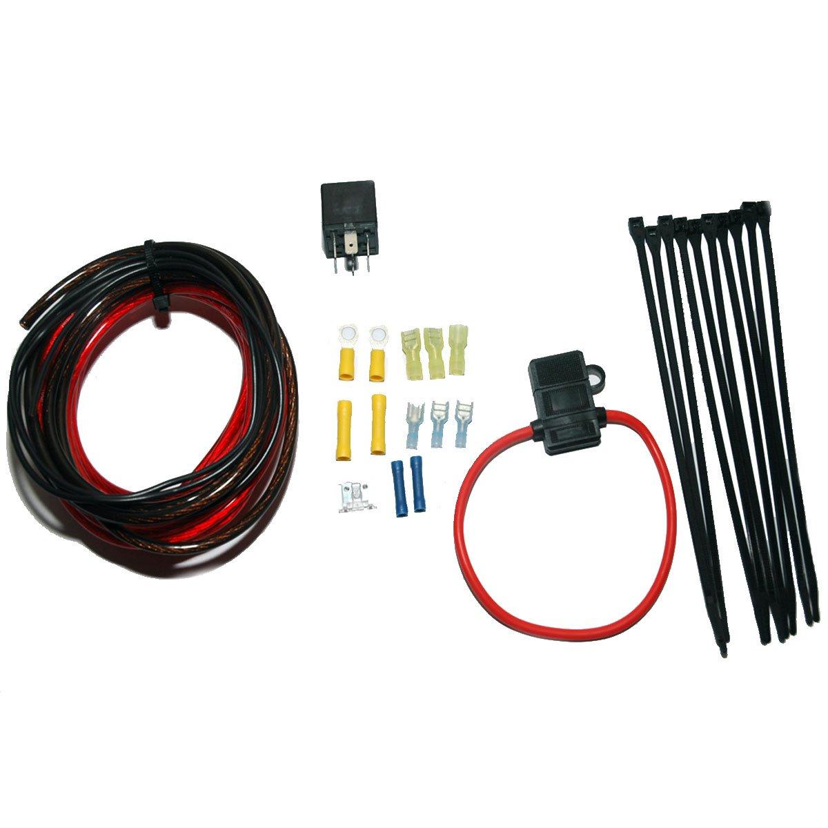Amazon.com: Fuel Pump Wiring Replacement Kit for 2003-05 Dodge Neon SRT-4  SRT4: Automotive