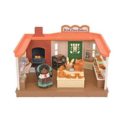 Calico Critters Brick Oven Bakery: Toys & Games