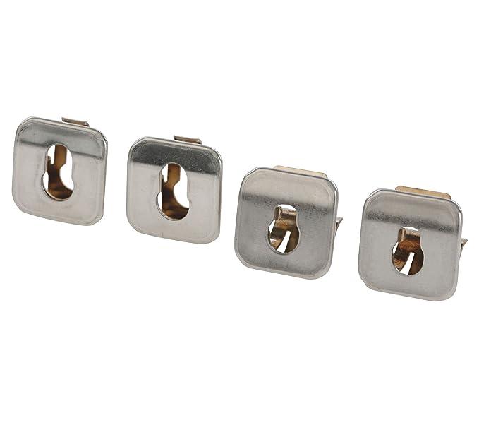 Set de 4 casquillos universales para hornos con o sin pirolisis ...