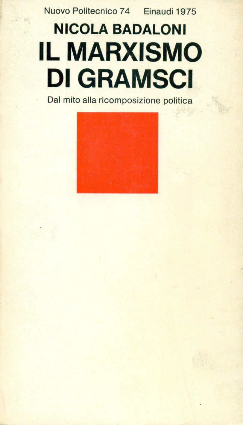 Dissenso e socialismo : una voce marxista dei del Samizidat sovietico