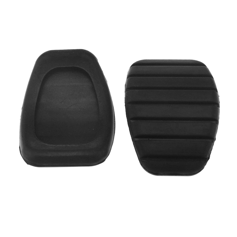 1paar Pedalbelag Bremspedal Kupplungspedal OEM:8200183752 Gummi Pedalgummi