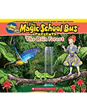 Magic School Bus Presents: The Rainforest: A Nonfiction Companion to the Original Magic School Bus Series