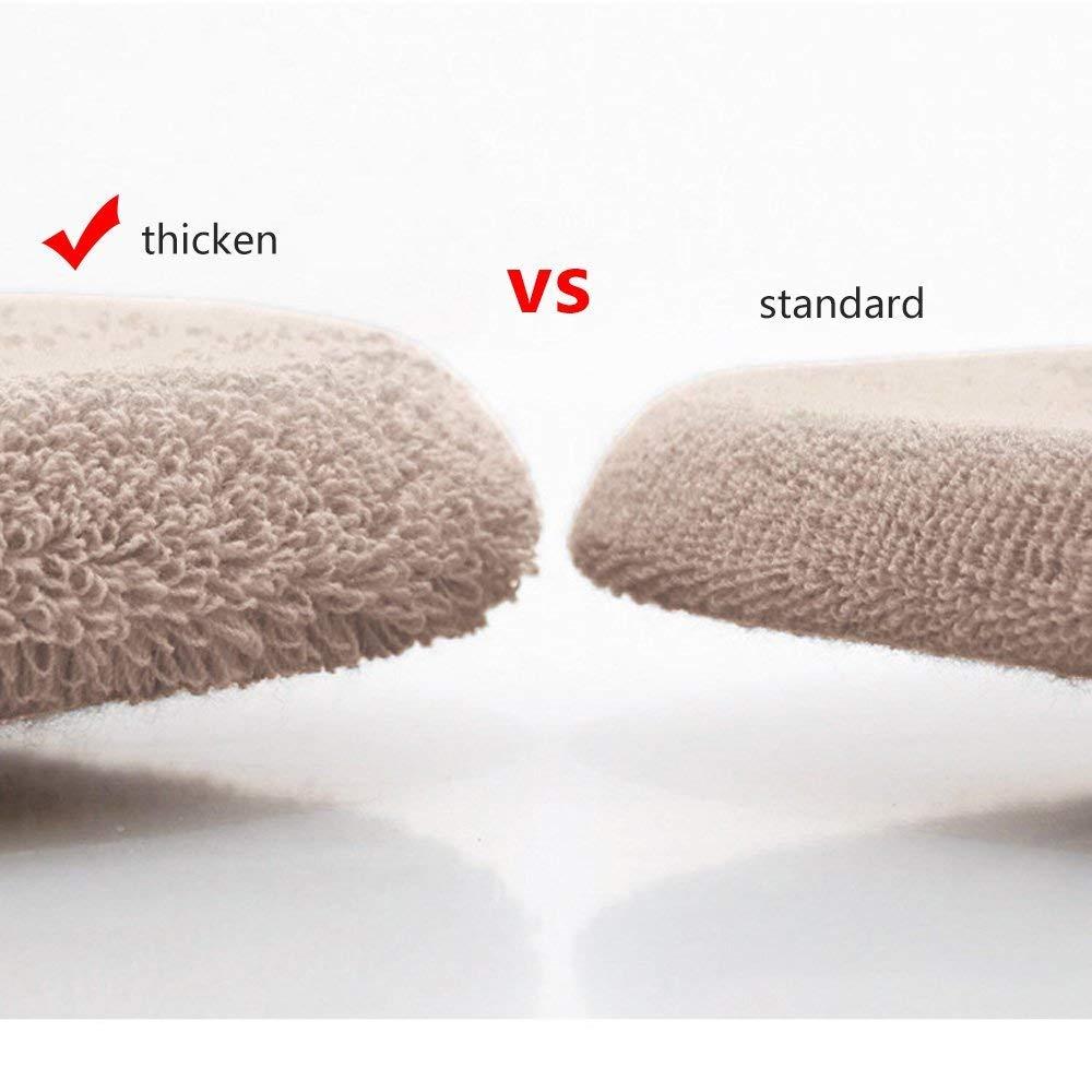 Baffect addensare cuscino coprisedile WC antibatterico lusso igienici Warm coprisedile WC caldo copriwater tappetino super caldo universale viola