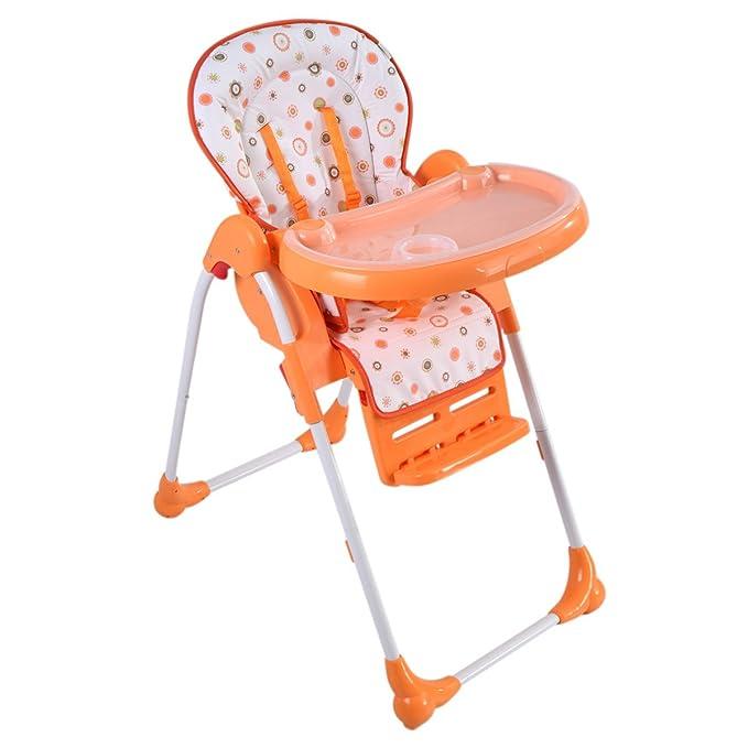 Amazon.com: Costzon - Silla alta ajustable para bebé: Baby