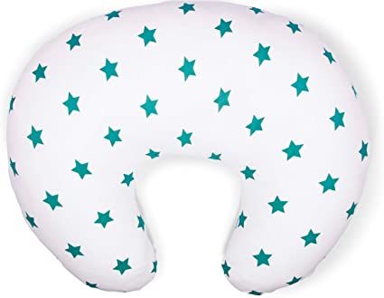 Spare Star Print Cotton Cover for the Widgey Nursing Pillow