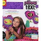Alex Toys Pillow Text LUV Craft Kit