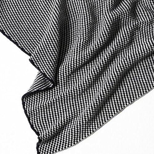 Couvertures Couverture en tricot de coton climatisation Couverture Bureau Siesta Leisure Couverture