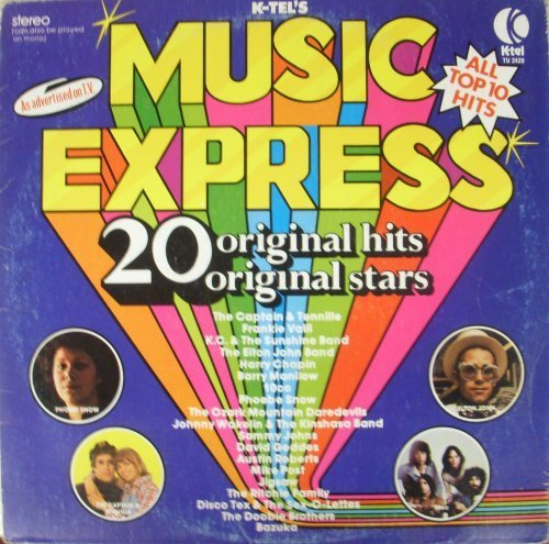 Bee Gees - Music Express 20 Original Hits, 20 Original Artists - Zortam Music