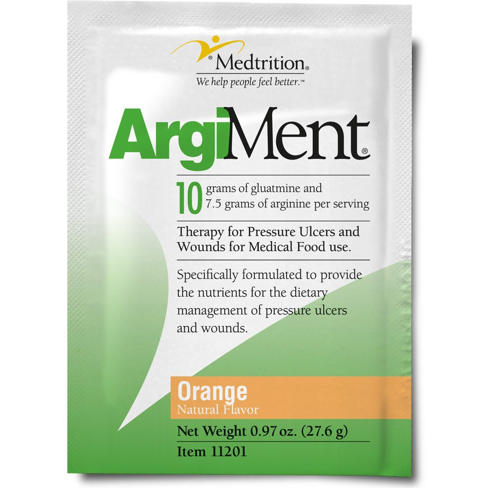 Argiment Packets (40 Pack) by Medtrition