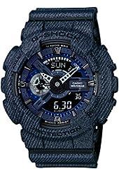 CASIO Men's watch G-SHOCK DENIM'D COLOR GA-110DC-1AJF
