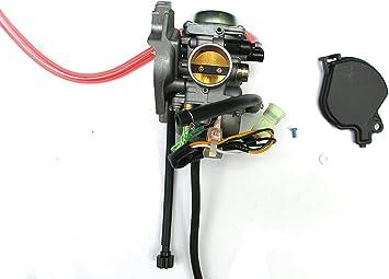 Carburetor New For Kawasaki 1999 2000 2001 2002 KVF300 300 ATV 2X4 2WD PRAIRIE
