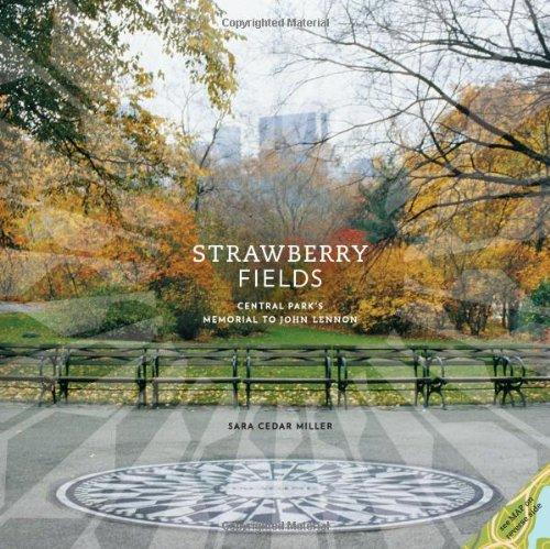 (Strawberry Fields: Central Park's Memorial to John)