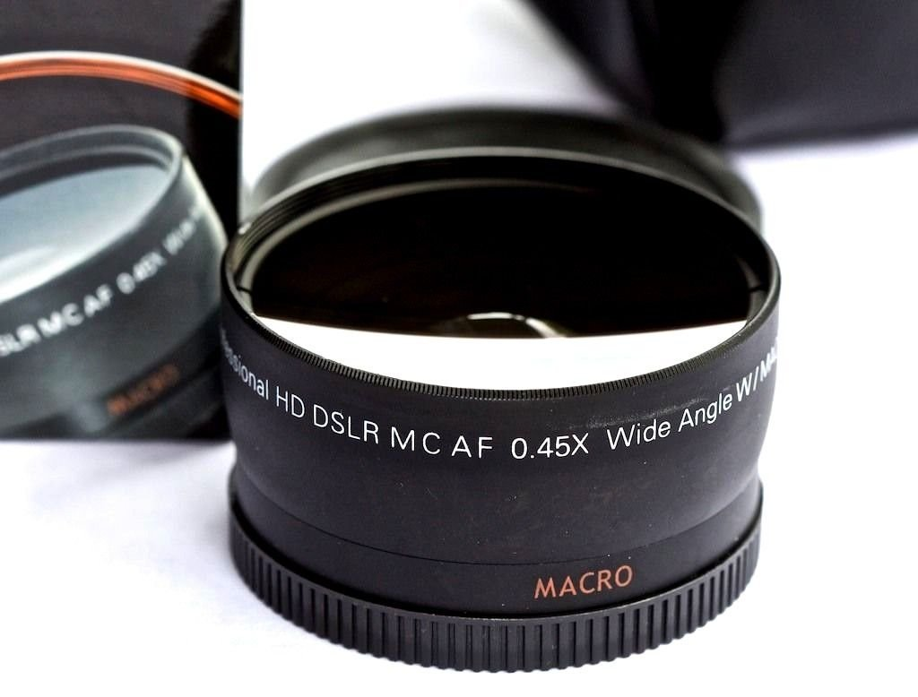 Nw Direct Micro Fiber Cleaning Cloth Panasonic LUMIX DMC-LX100 0.21x-0.22x High Grade Fish-Eye Lens
