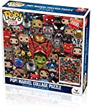 Marvel Funko Pop Puzzle (1000 Piece)