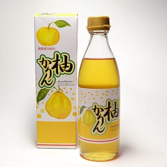 オレンジゼリー本舗 柚かりん 花梨 マルメロ 濃縮液 三倍希釈用 (360ml×8本)