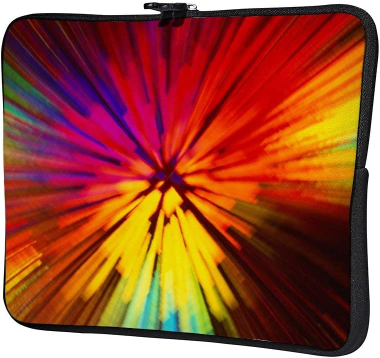 13 Inch Canvas Fabric Print Pattern Protective Carrying Bag Cover Ultrabook Netbook Tablet Permiak Laptop Sleeve Compatible MacBook Air