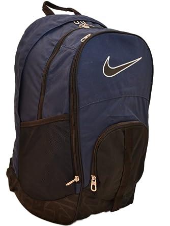 314a5036b2f7 Nike Brasilia 5 XL Backpack - Midnight Navy  Amazon.co.uk  Clothing