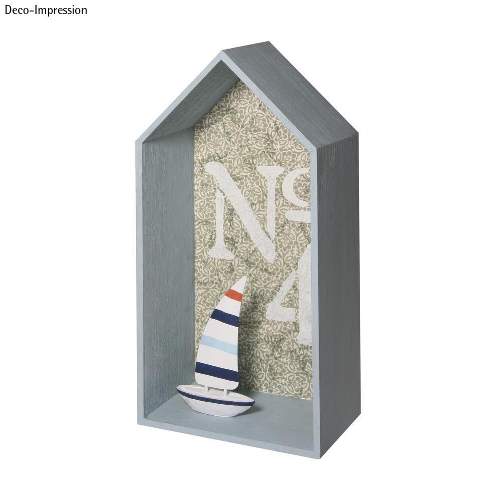 Amazon.de: RAYHER 62595000 Holz Rahmen Haus FSC Mix Credit, 29, 3 x ...