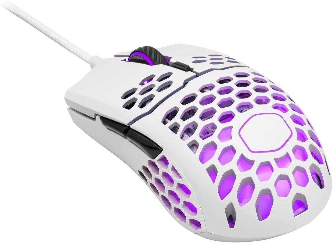 Cooler Master Mm 711 Wwol1 Gaming Maus Mm711 Weiß Computer Zubehör